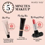 5 Minutes Makeup with Mary Kay